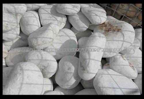 Big White Sea Stone
