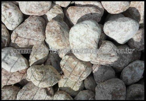 Grey River Drum Stone