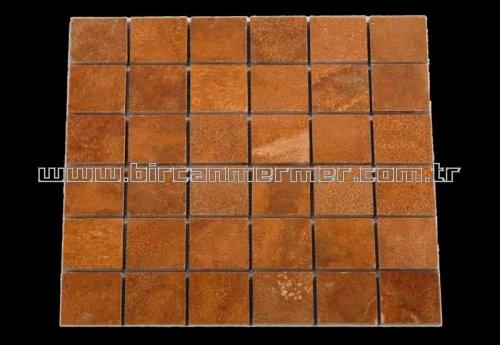 Brown Onyx Polished 4.8x4.8