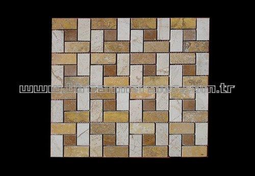 Mix Pattern Brick Polished 2.3x4.8