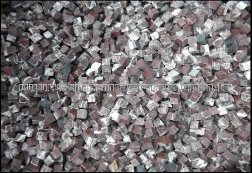 Cherry Mosaic Marble