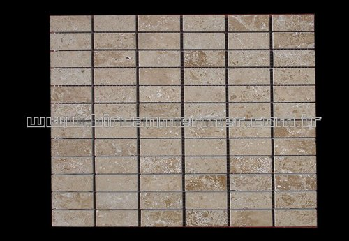 Noce Flat Brick Polished 2.3x4.8