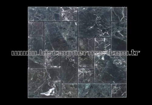 Petrol Black Polished Pattern