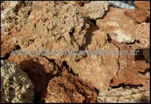 Volcanic Brown Stone
