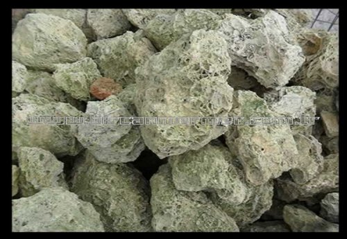 Volcanic Green Stone
