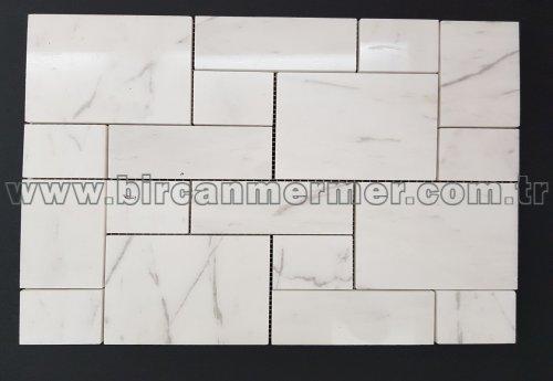 Bianco Carrara B.Pattern