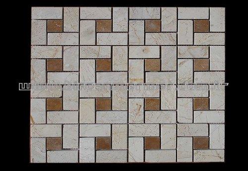 Bej Pattern Tuğla Cilalı 2.3x4.8