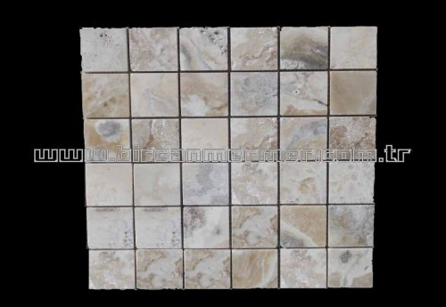 Karamel Sıkabas Oniks Cilalı 4.8x4.8