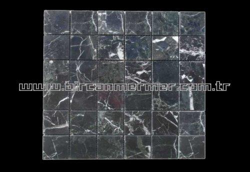 Petrol Siyahı Cilalı 4.8x4.8