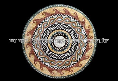 Mozaik Madalyonlar